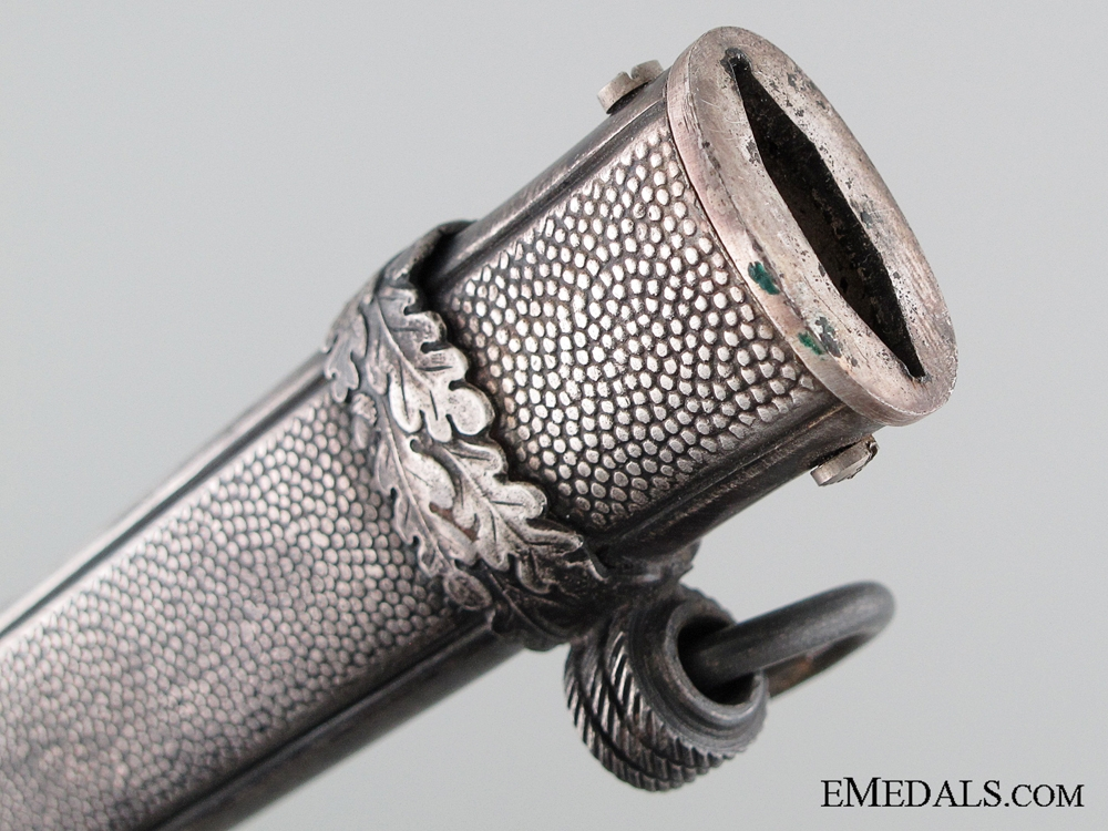 A Government Official's Dagger by Alcoso