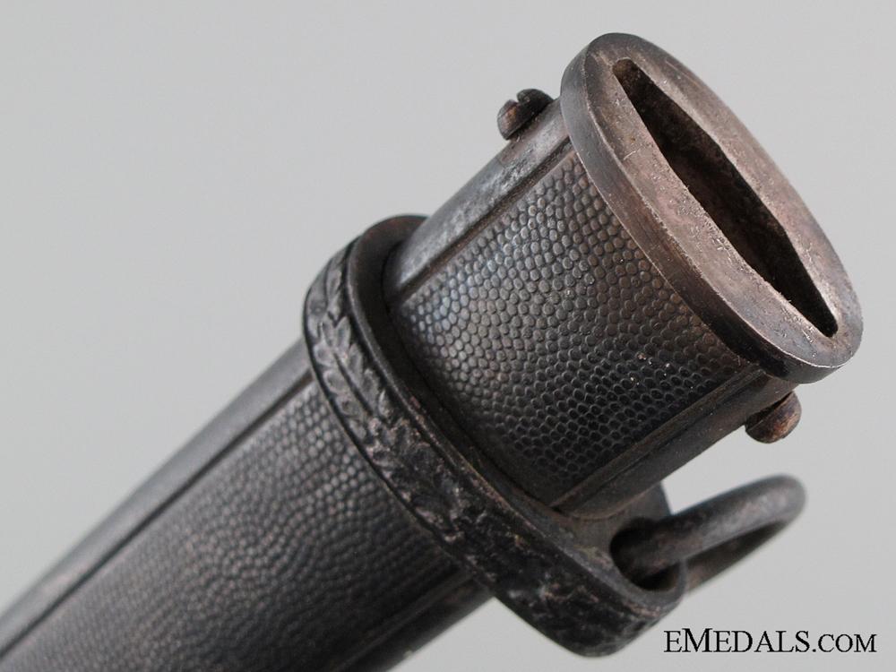 Army Dagger by A. Schüttelhöfer & Co. Solingen-Walo