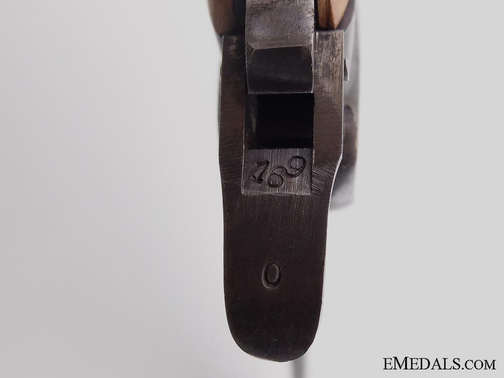 A Mint Fallschirmjäger Gravity Knife with Lanyard