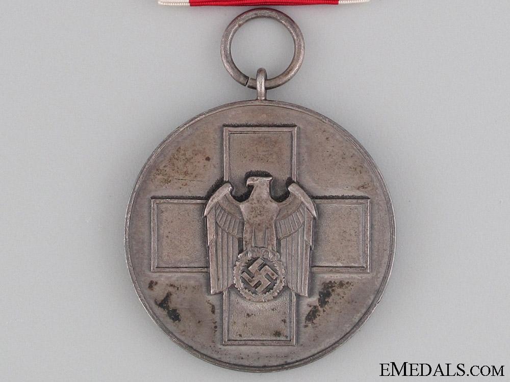 German Social Welfare Medal