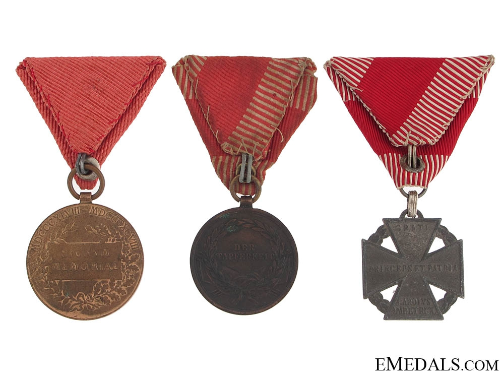 Three Austrian Awards
