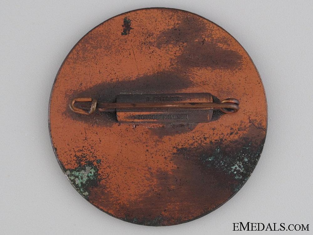 "1939 ""Tiroler"" Shooting Award"