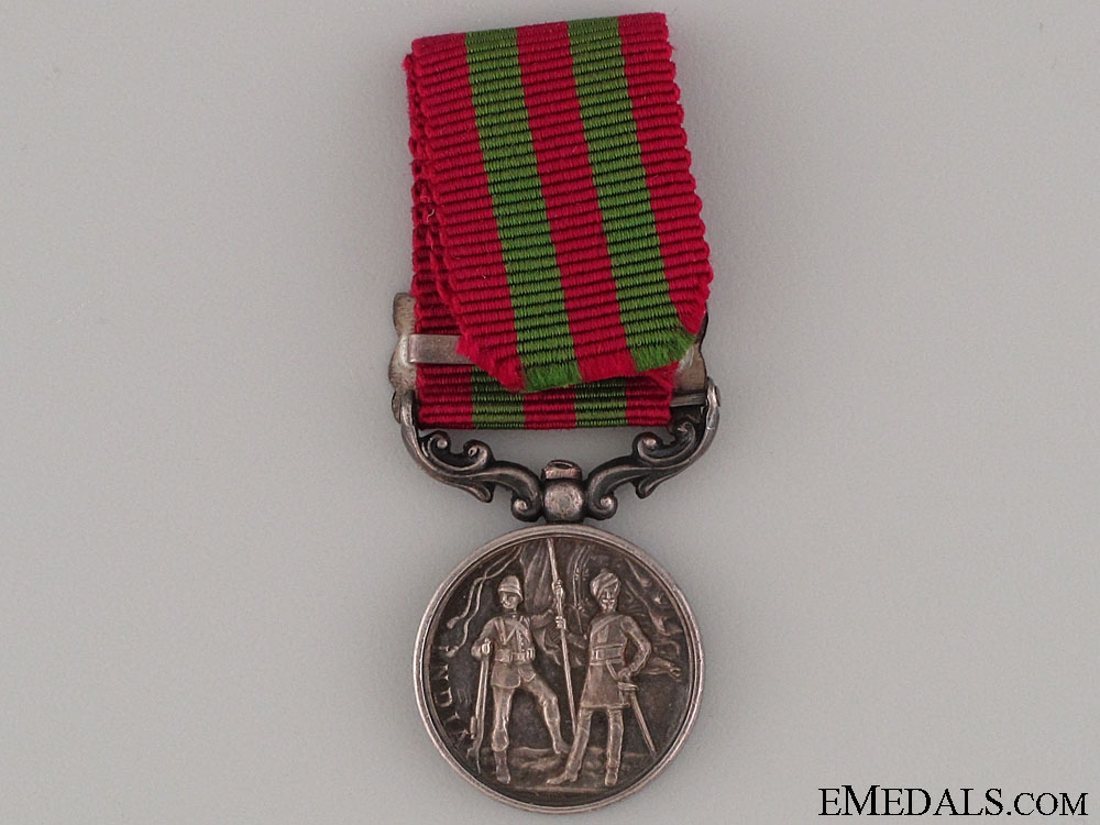 Miniature India Medal 1895-1902