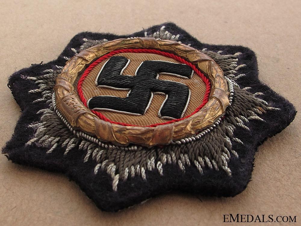 German Cross in Gold – Naval