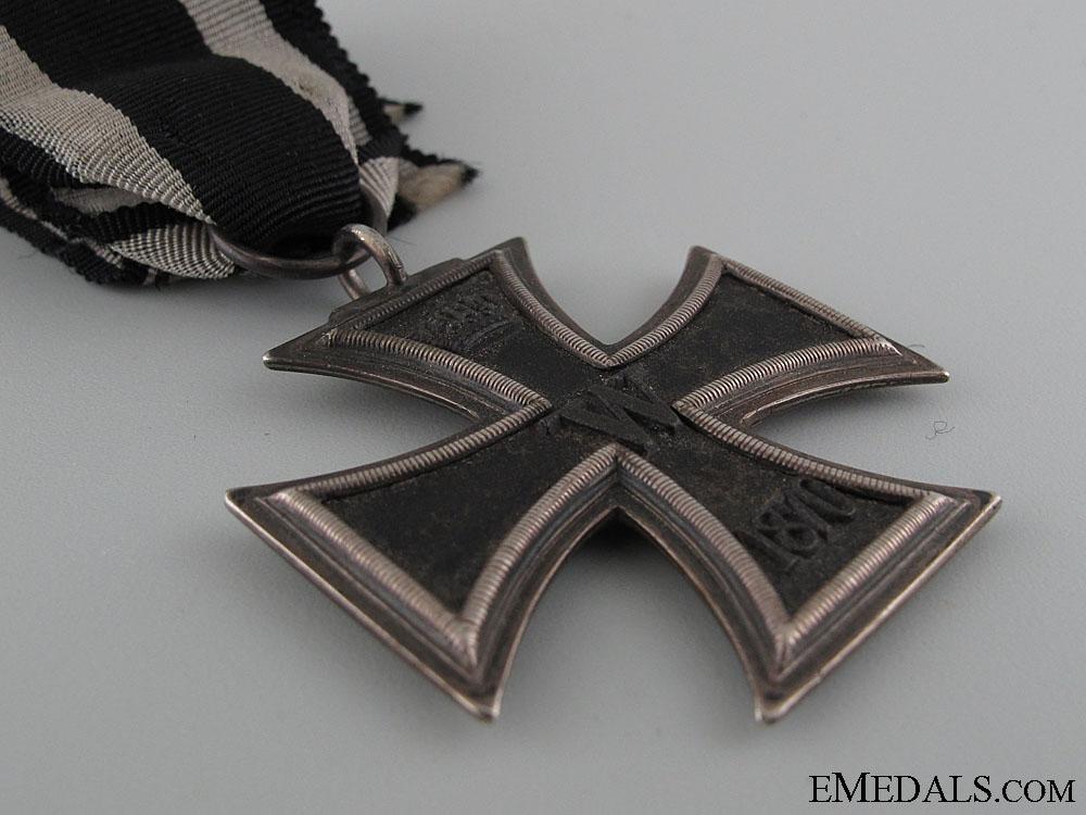 1870 Iron Cross Second Class