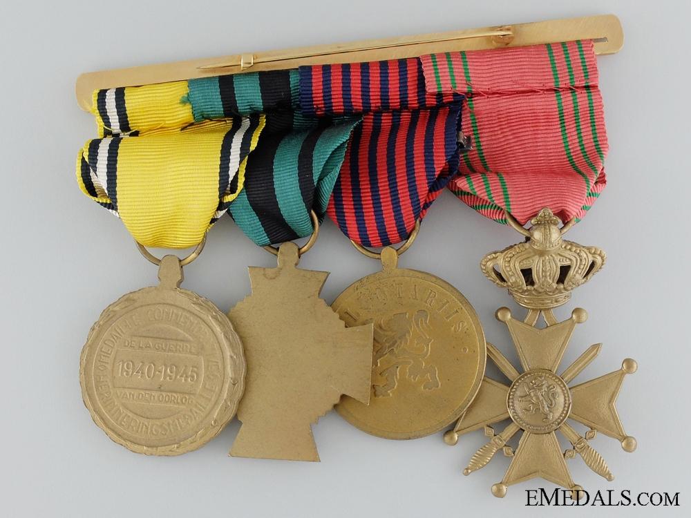 A Belgian Second War Normandy Veterans Group