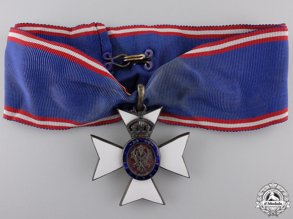 The Awards of Col.Willis O'Connor, ADC to General Currie