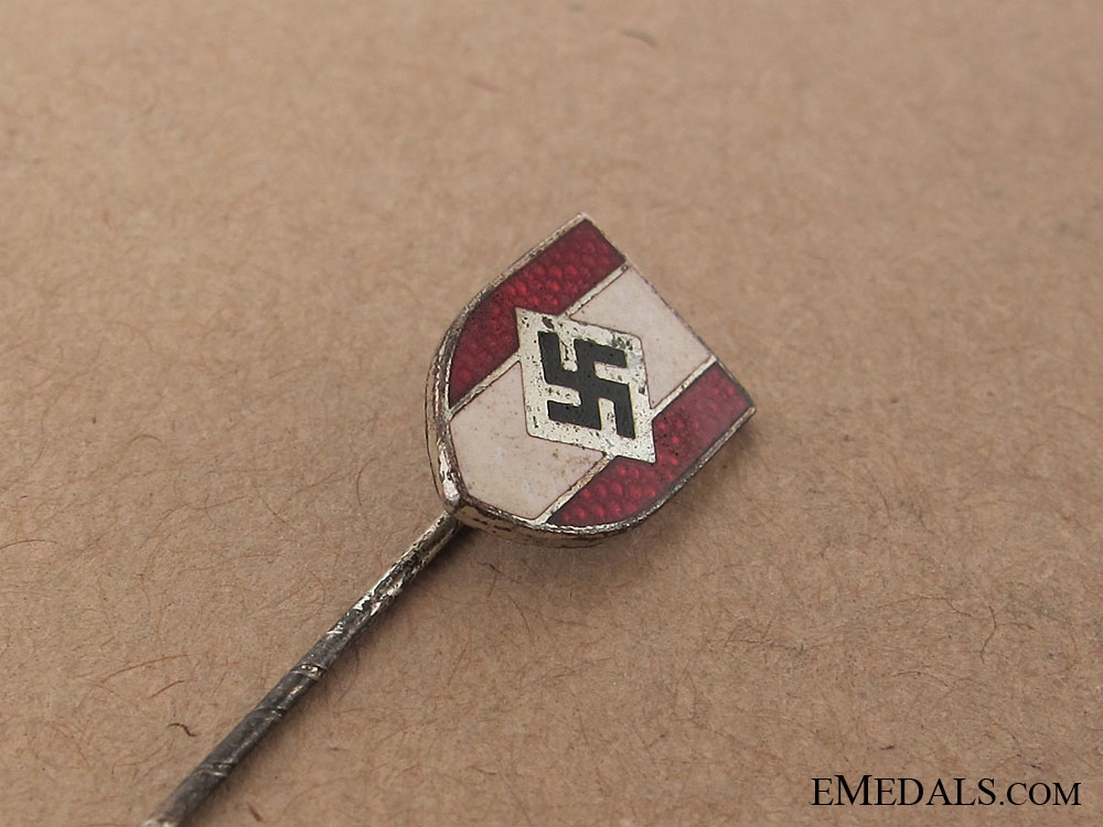 German Youth in Slovakia Membership Stickpin
