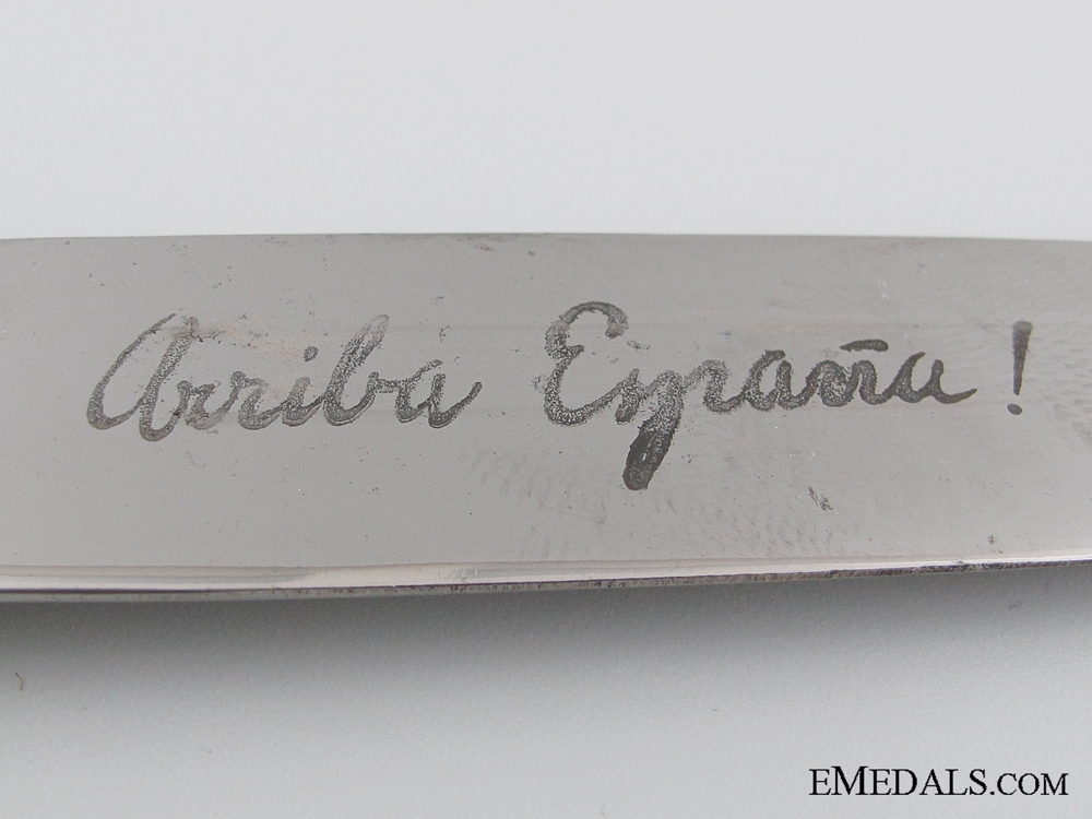 A Rare 1936/8 Spanish Youth Knife