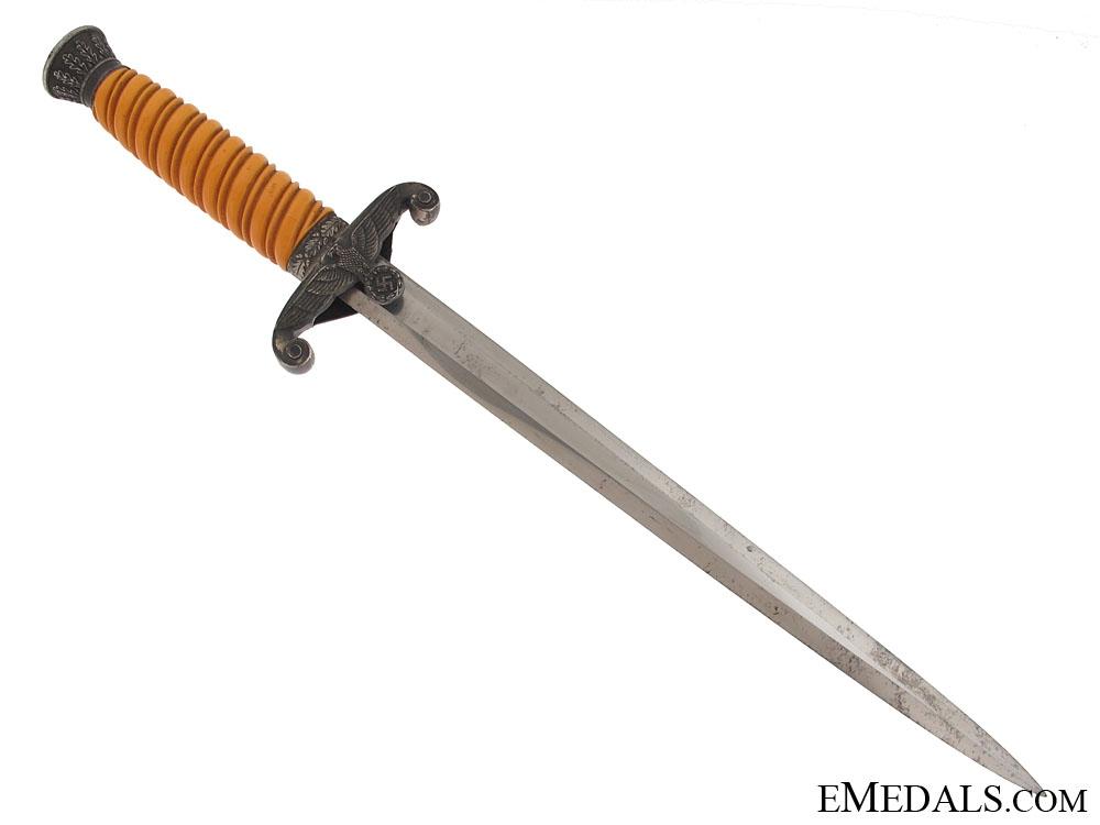 An Army Dagger by WKC