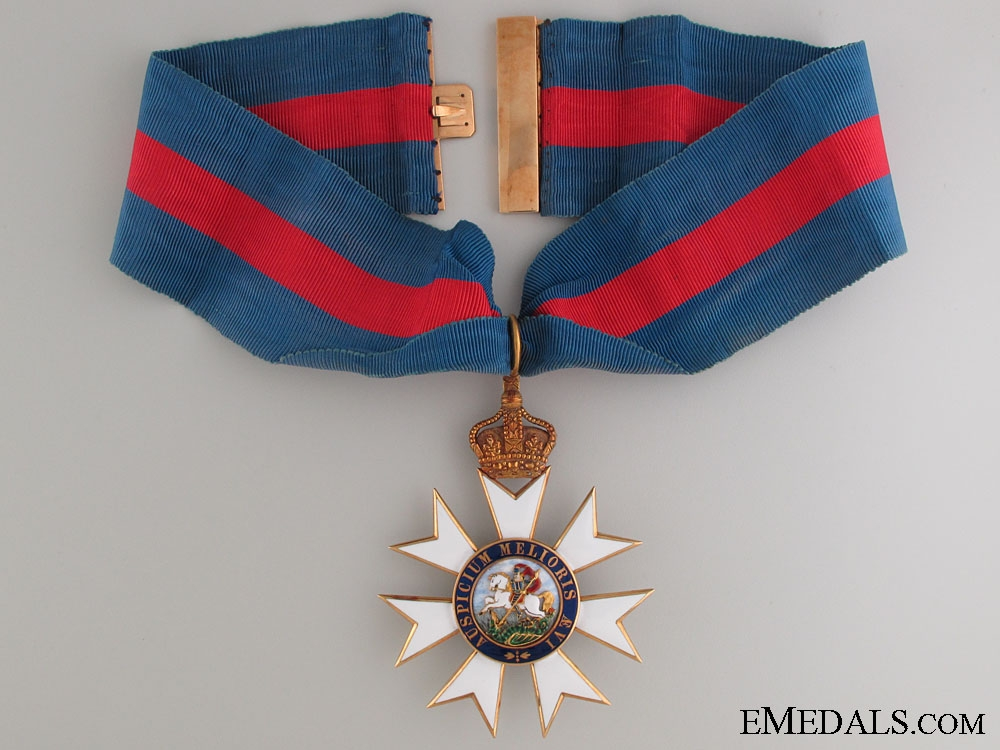 The Order of St.Michael & St.George (K.C.M.C.)