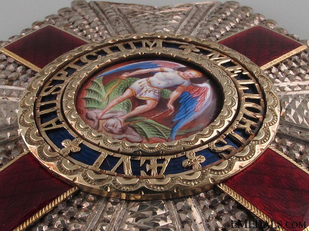 The Order of St.Michael & St.George (K.C.M.C.)