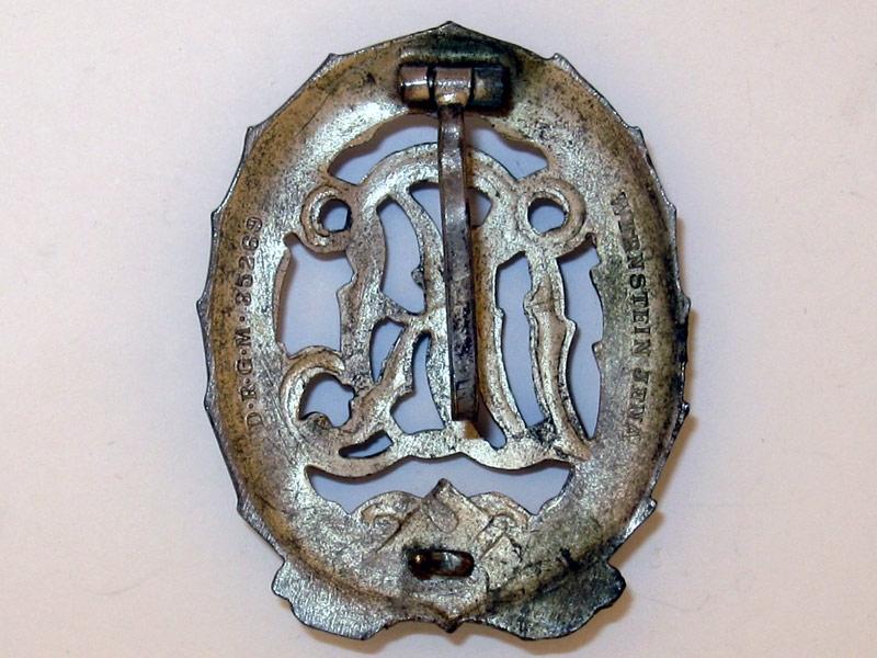Sport's Badge