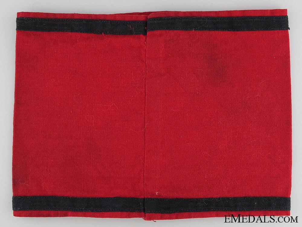 An Early (Brown-Shirt) SS Armband (Kampfbinde)