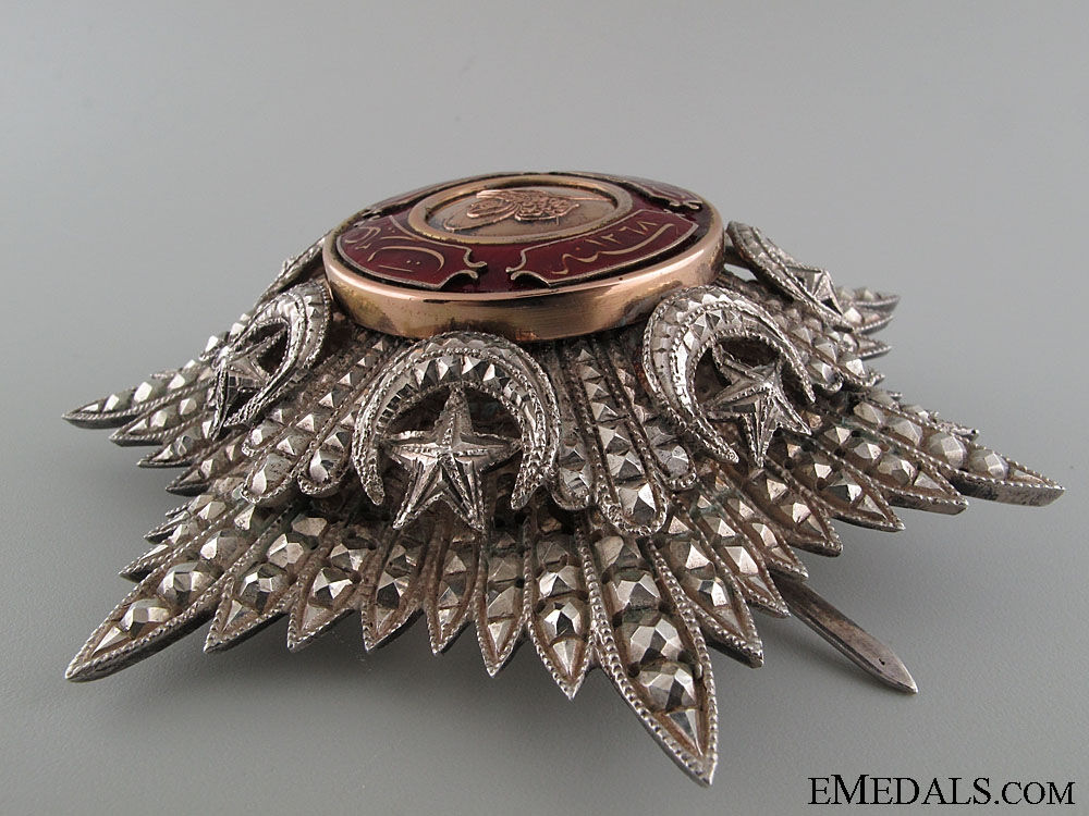 Order of Medjidie (Mecidiye) - Breast Star