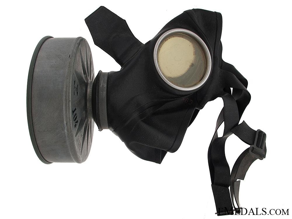 WWII German Civilian Gas Mask - Unissued