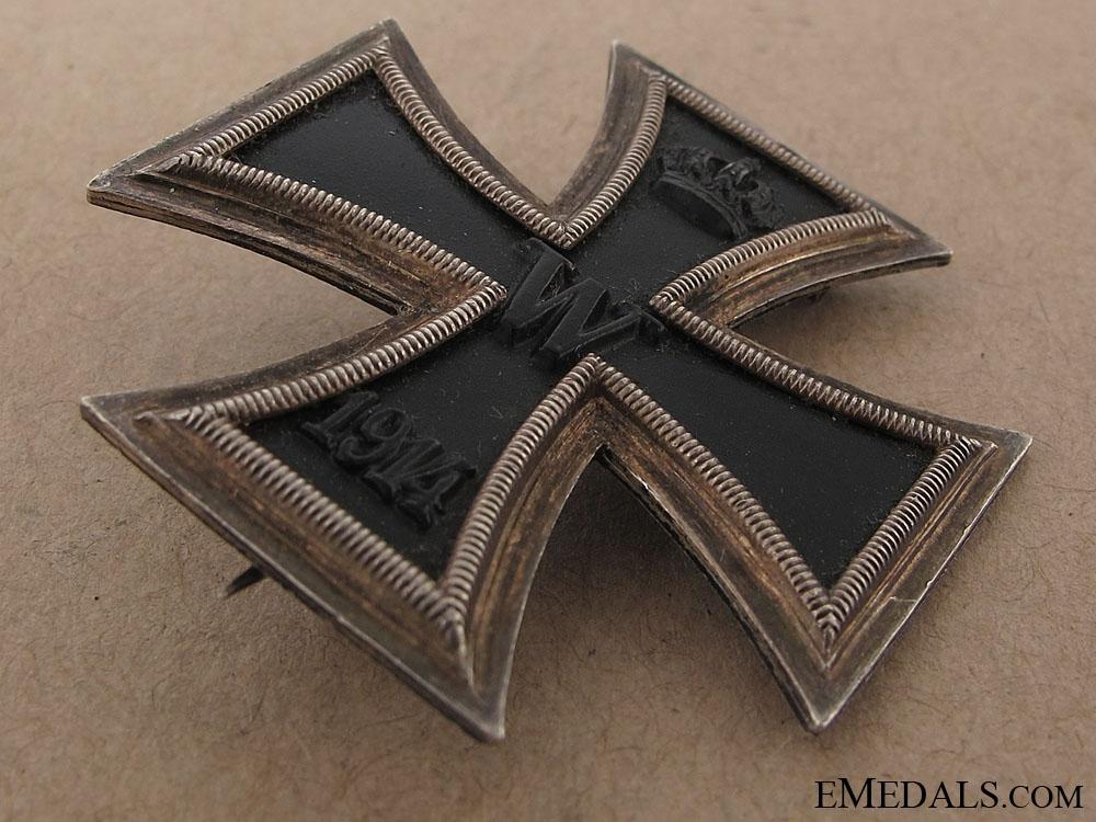 """Iron Cross First Class 1914 """"¢¤ Godet"""