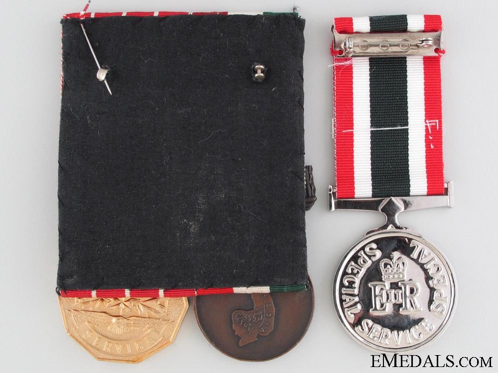 A Rare Canadian Vietnam War ICSC Medal Group