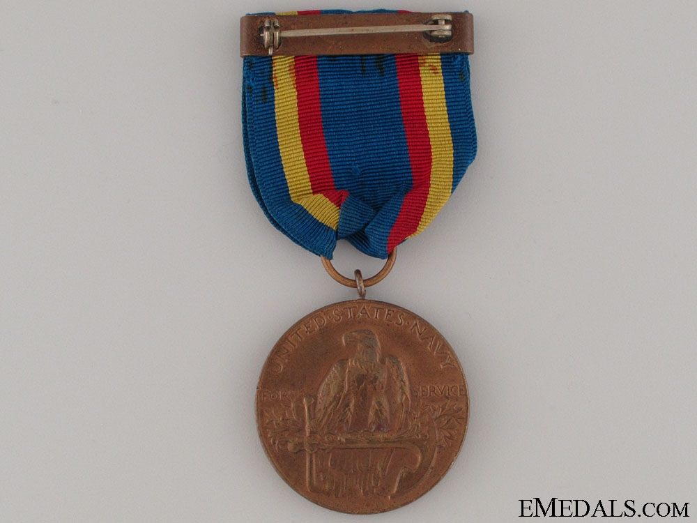 Yangtze Service Medal - Numbered