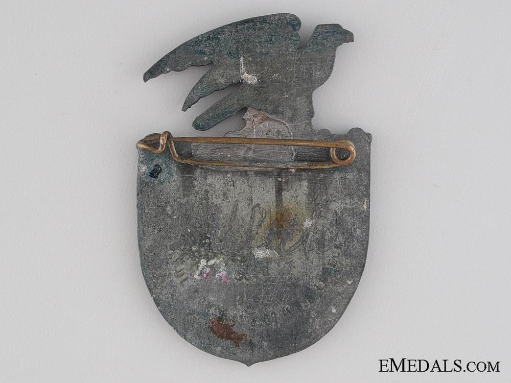 Mecklbg-Lubeck Deployment Badge