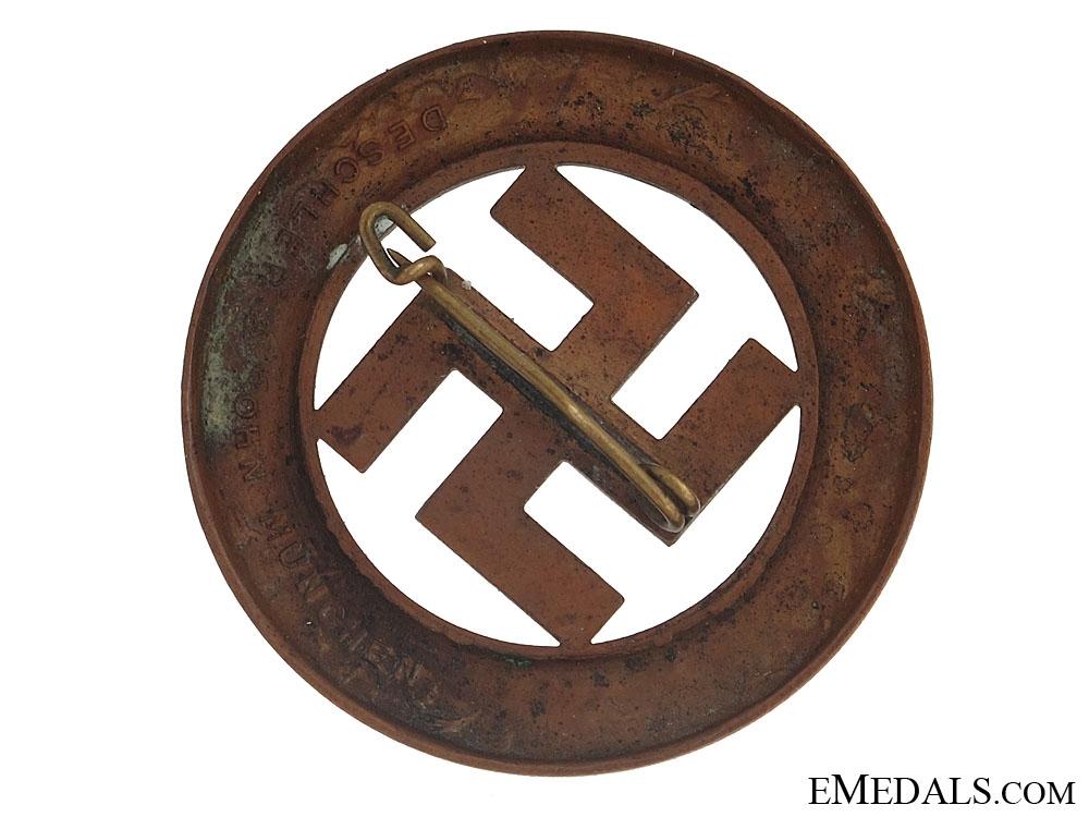 Gau- München Badge 1933