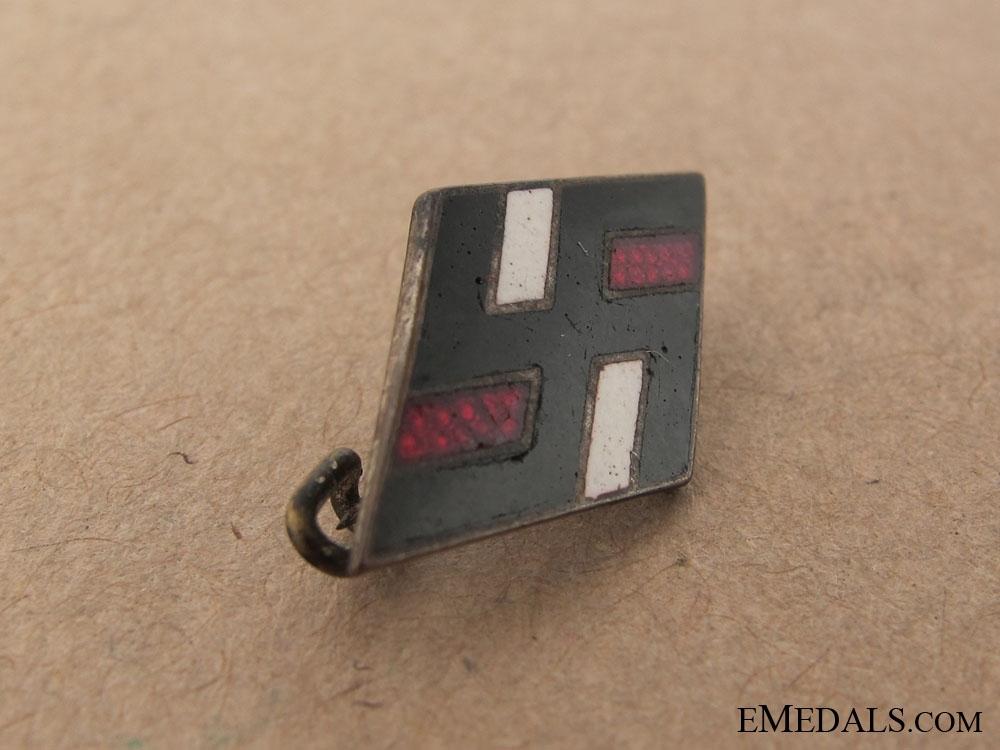 Nazi German Student's Federation Pin