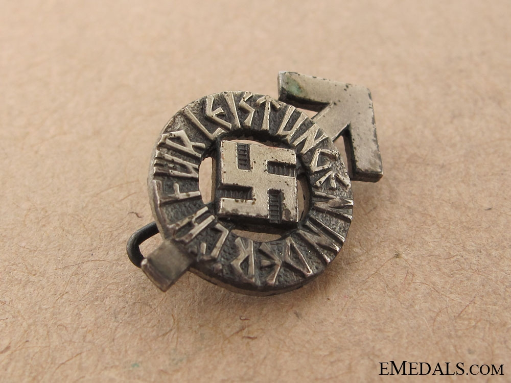 HJ Proficiency Pin
