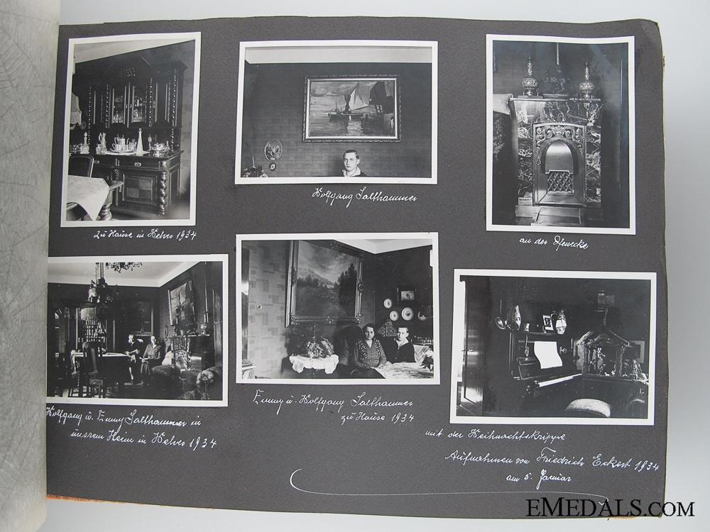 A First World War German Family Photo Album
