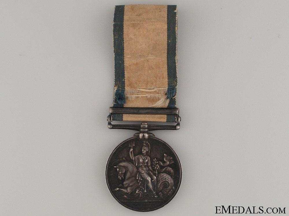 Naval General Service Medal - Algiers