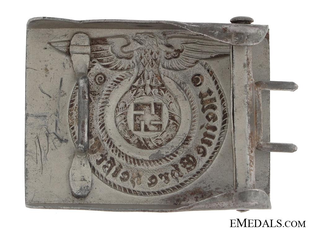 SS EM/NCO's Belt Buckle