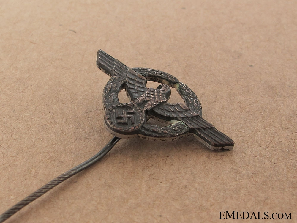 German Police Stickpin