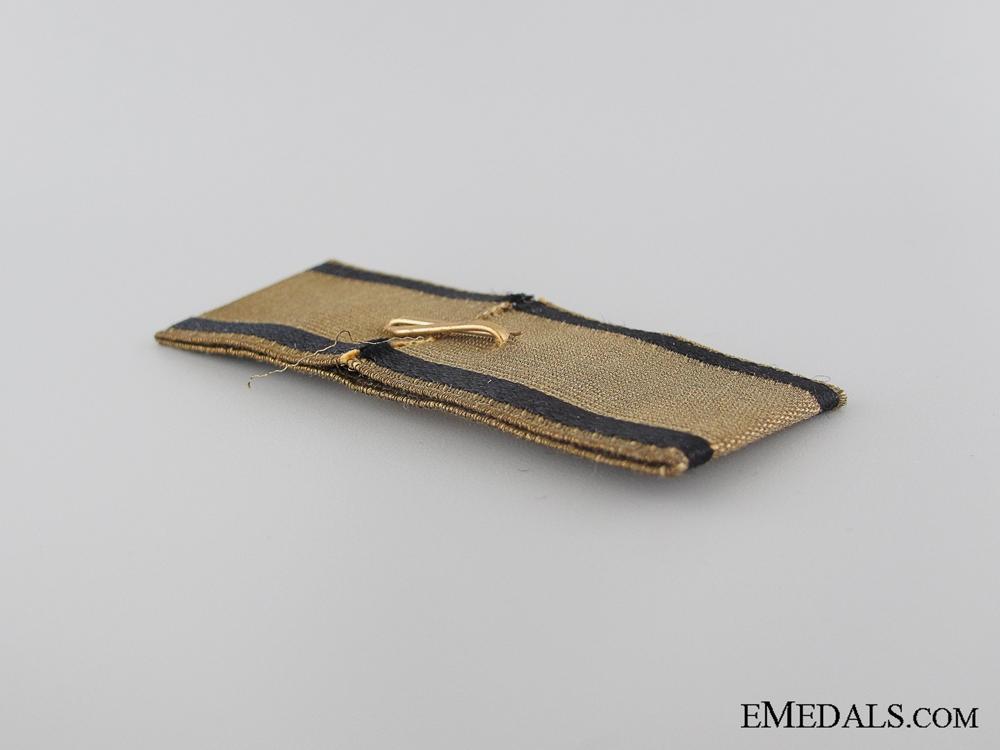 TANK DESTRUCTION BADGE - Gold Grade