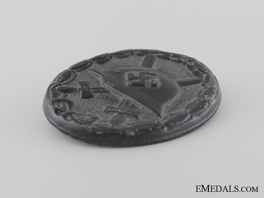 Wound Badge - Black Grade