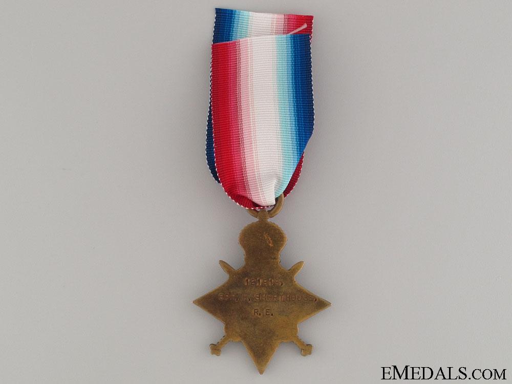 1914-15 Star -  Royal Engineers