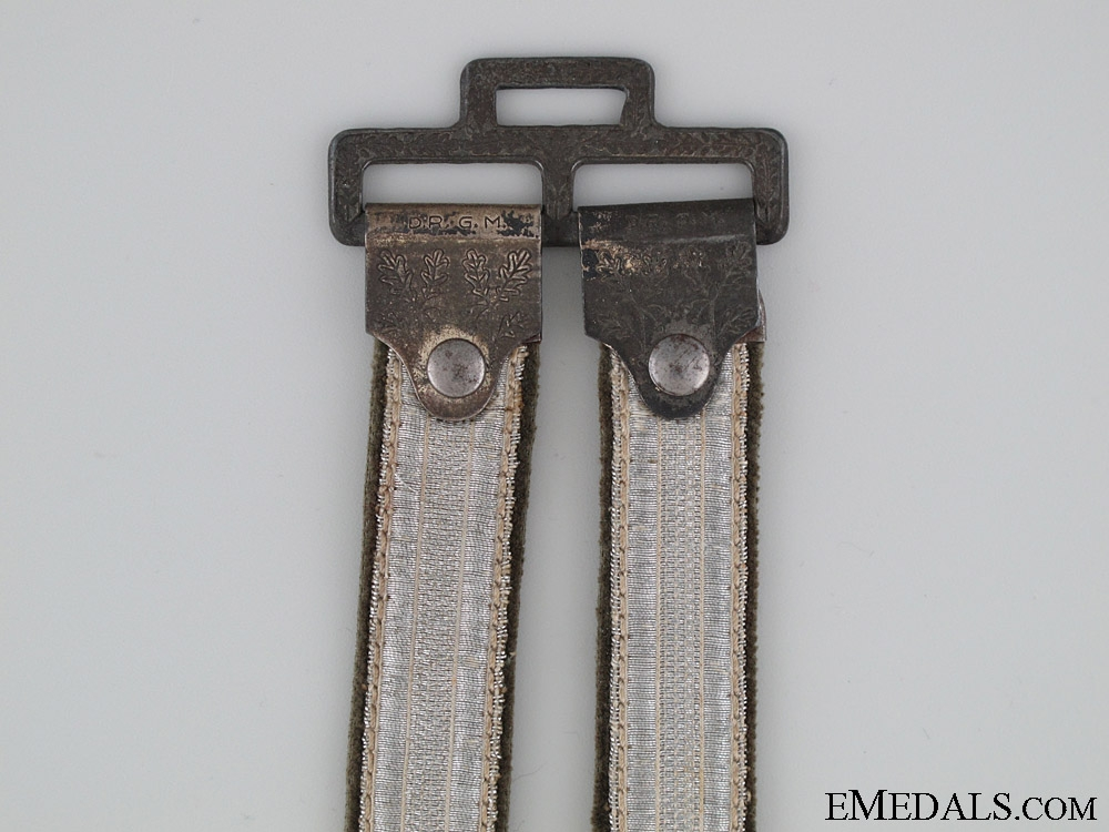 German Army Officer Dress Dagger Hanger