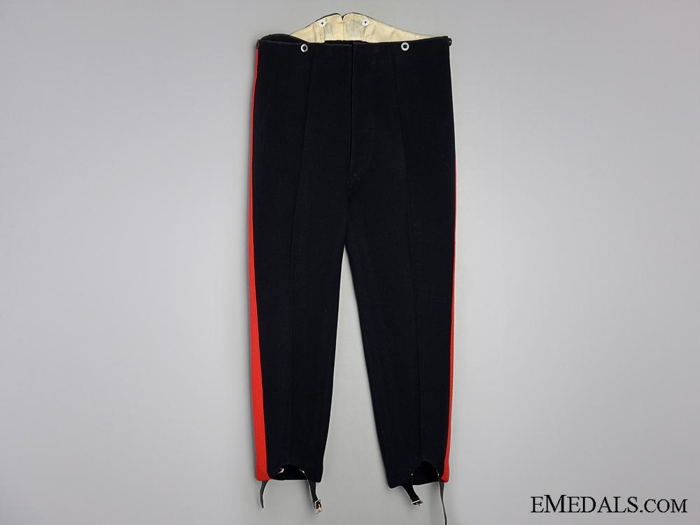 A Coldstream Guards Full Dress General's Uniform