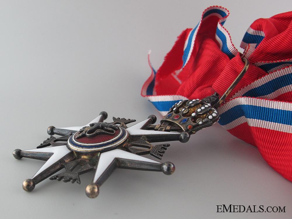 The Order of St. Olav - Grand Cross