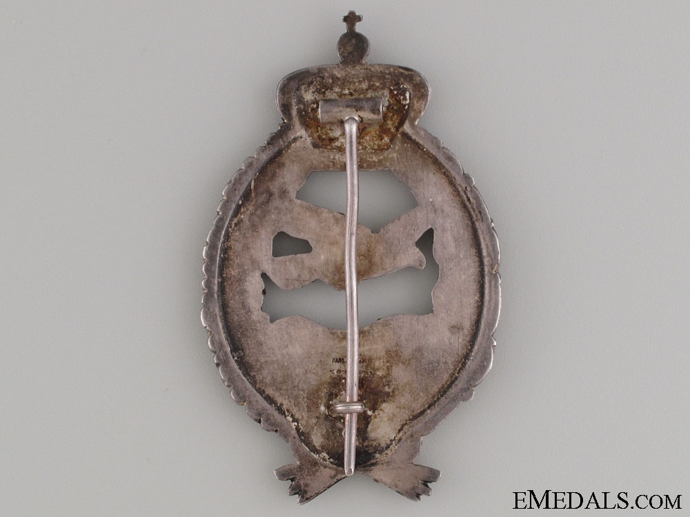 WWI Bavarian Pilot's Commemorative Badge
