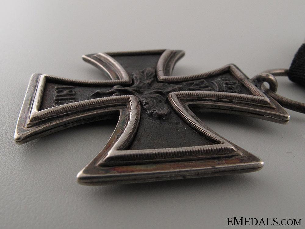 A Prussian Iron Cross 1813; Second Class