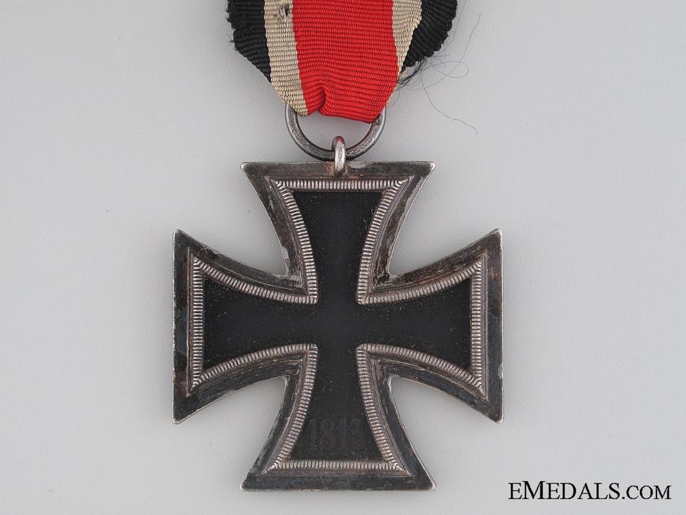 Iron Cross Second Class 1939 - Marked 24