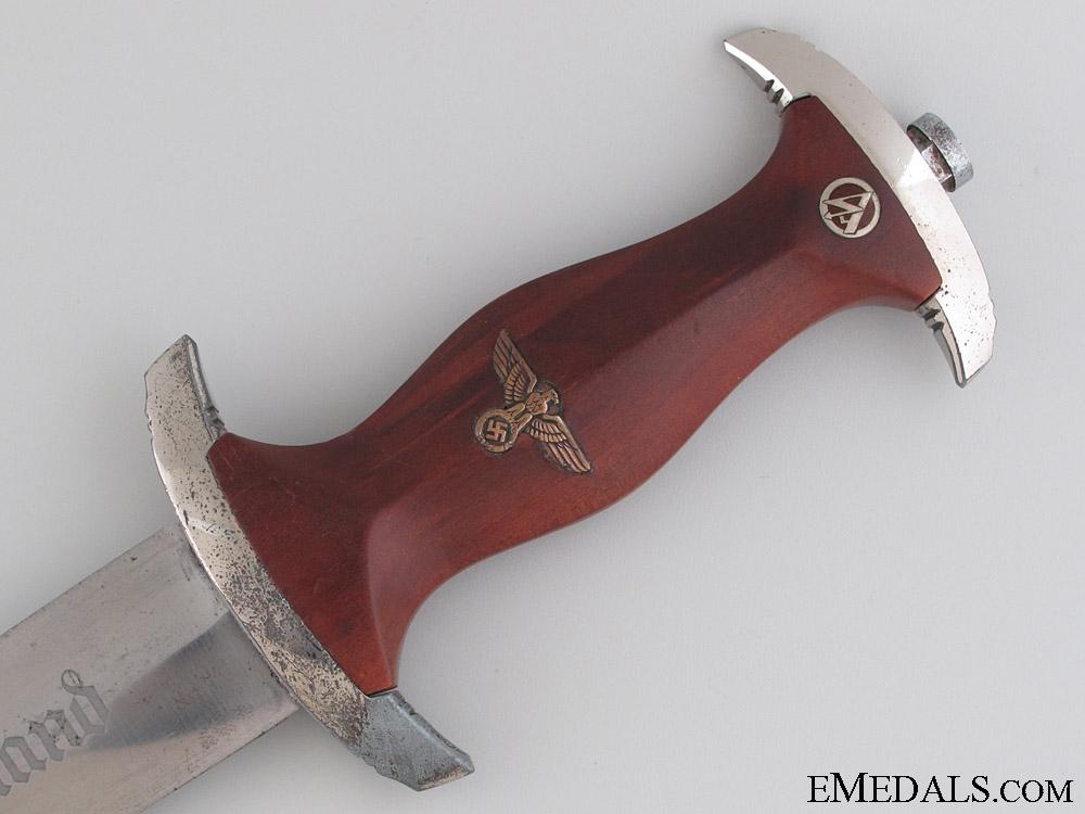 RZM SA Dagger by Arthur Schuttelhofer