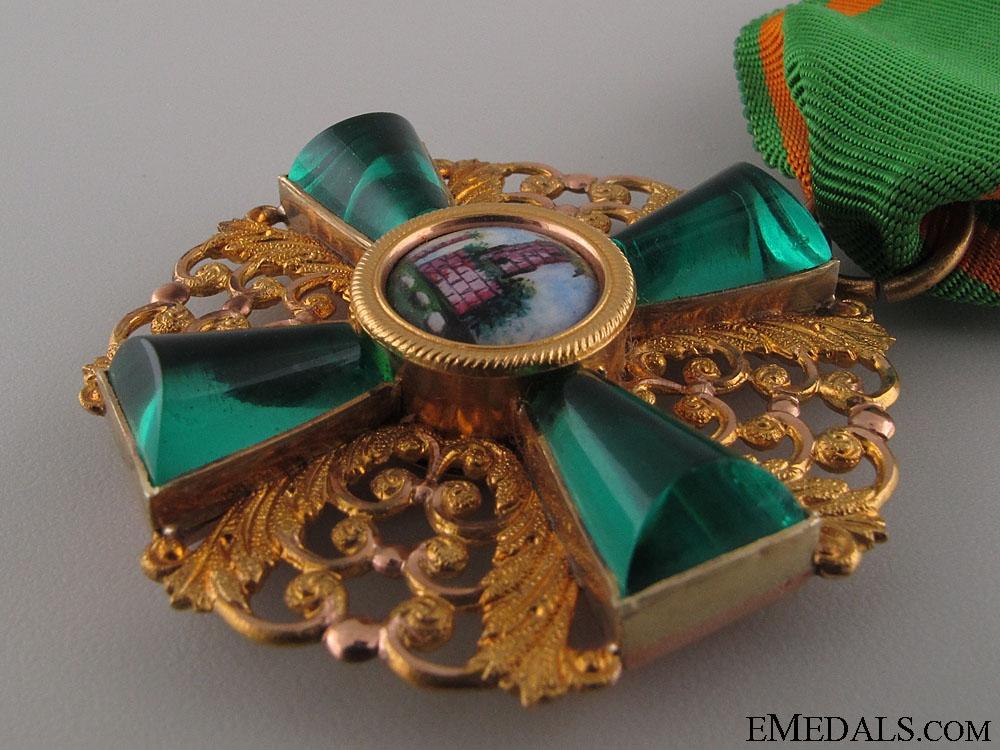 Order of Zähringen Lion in Gold