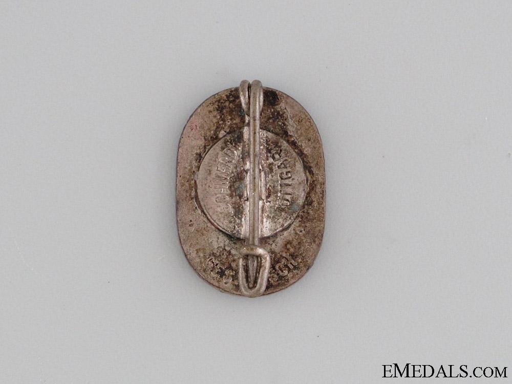 RAD (Labour Service) Membership Badge