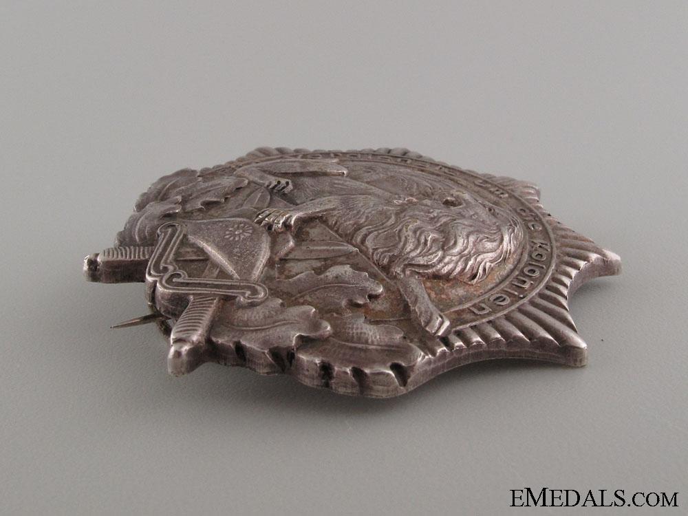 A German Colonial War Veteran Badge