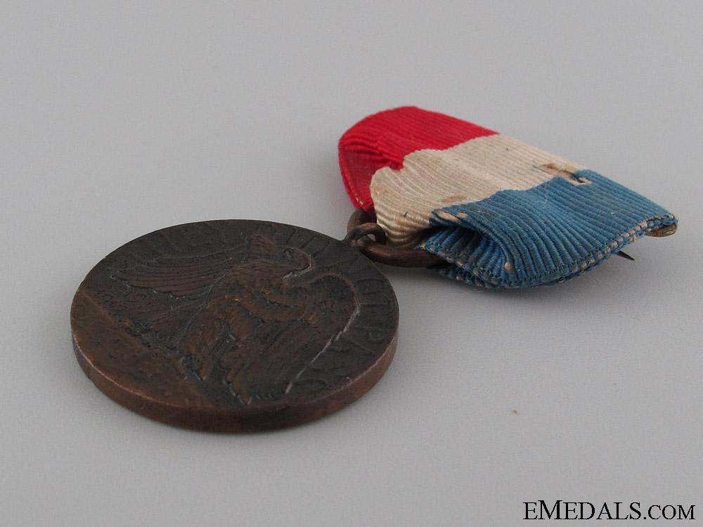 WWI City of Easton Veterans Medal