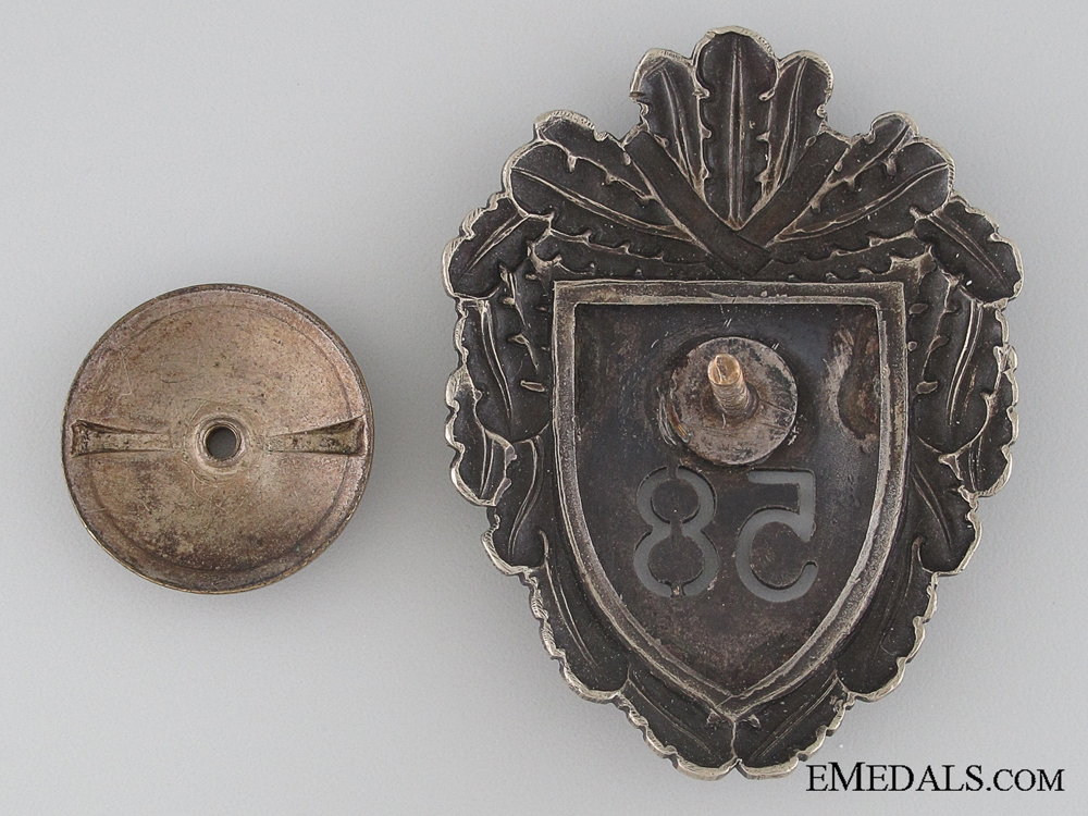 1930's Estonian Police Badge