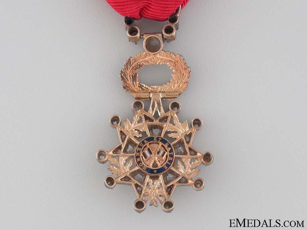 A Legion of Honour in Diamonds
