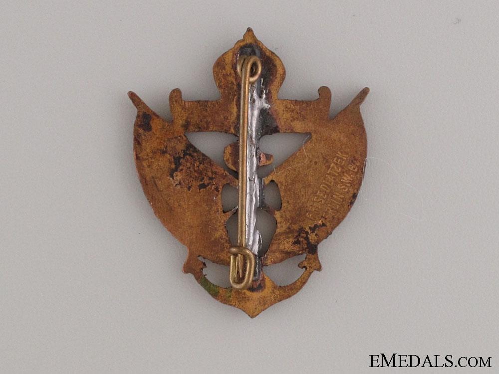 Berlin Naval Veteran's Association Pin