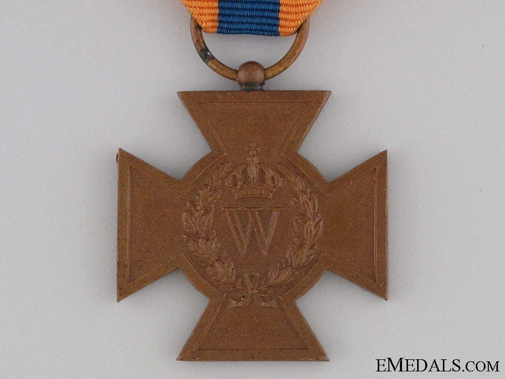 WWII Bronze Cross 1940