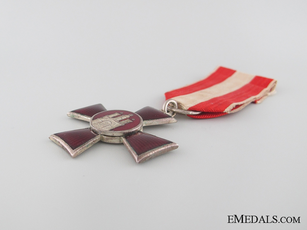 Hanseaten Cross